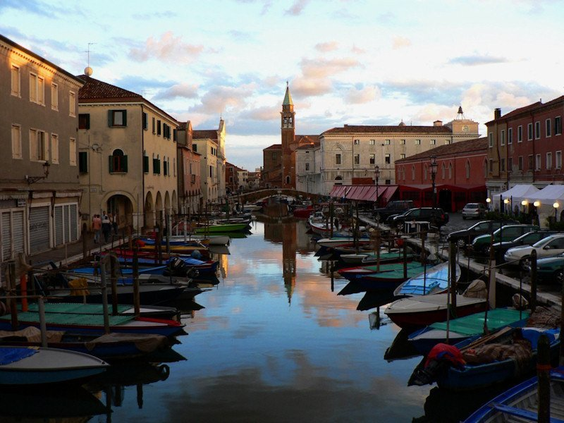 Image of chioggia